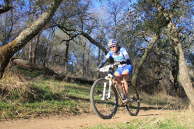 Mid-winter mountain bike racing is awesome!