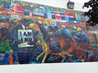 Martin Luther King Jr. Memorial Museum in Atlanta