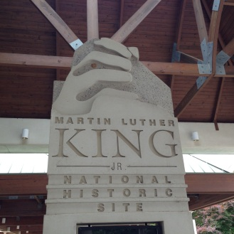 Martin Luther King Jr. Memorial Museum in Atlanta