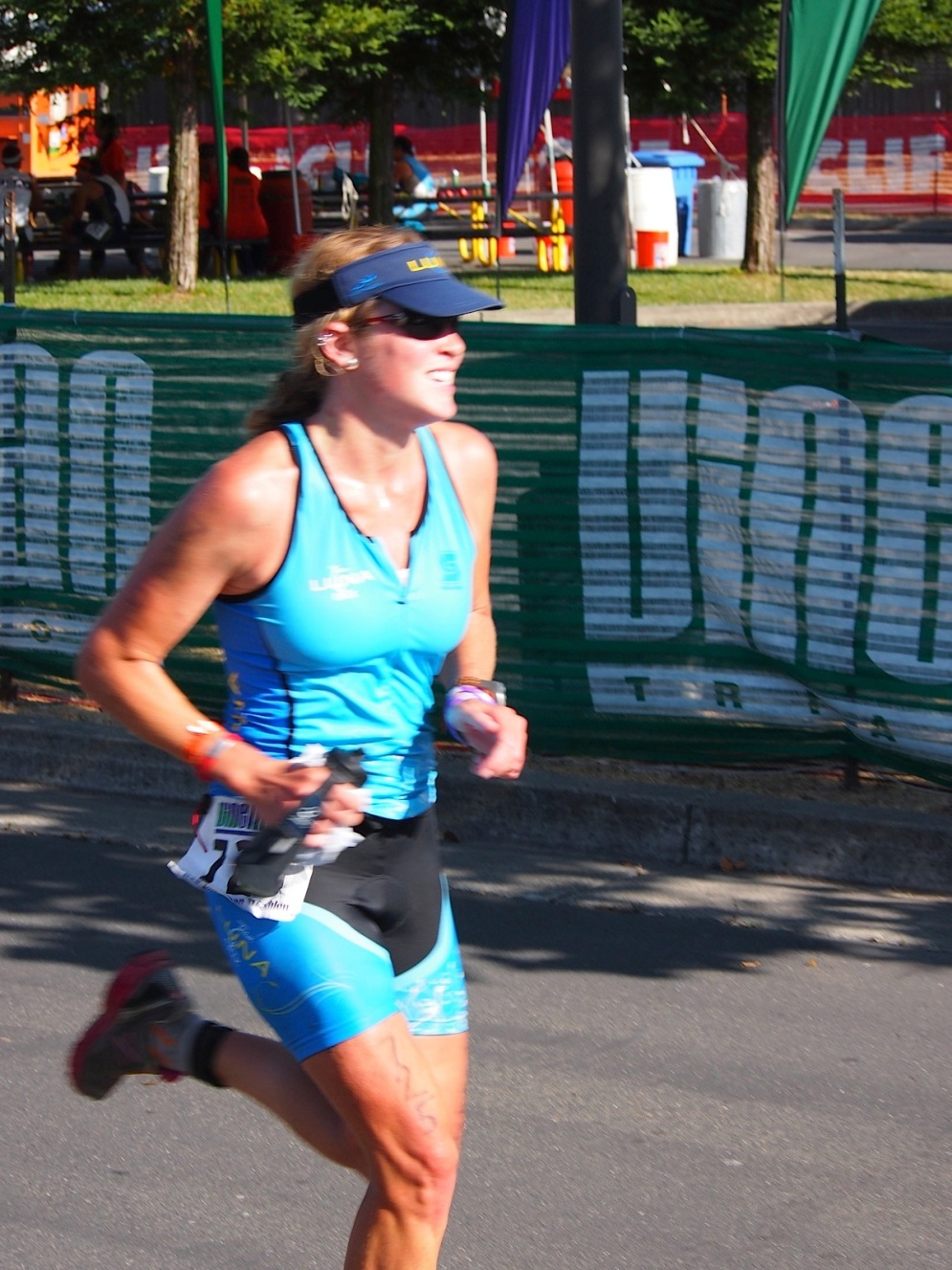 Throwback! Vineman 2012 - 3rd place female and first sub-11 Ironman!