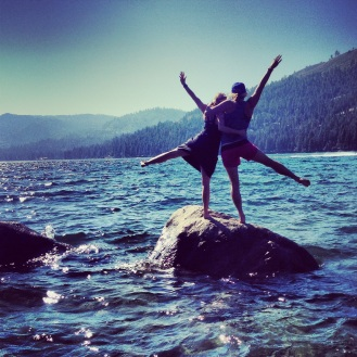 Donner Lake love!