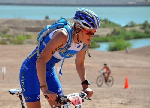 First pro race: Xterra Las Vegas