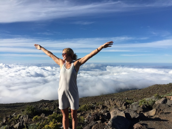 Haleakala is SPECTACULAR! Photo by August Teague